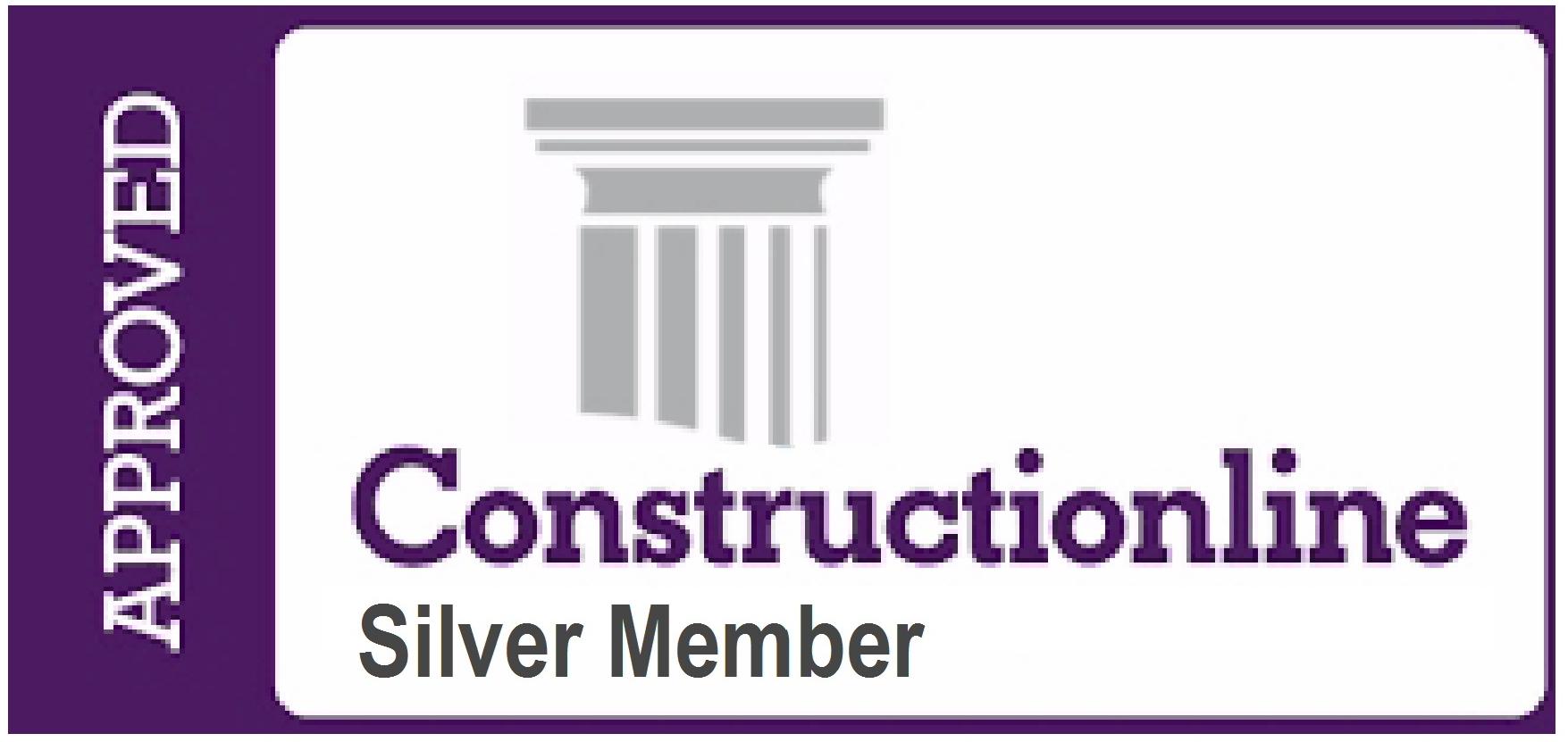 Construction-line Silver Membership Award