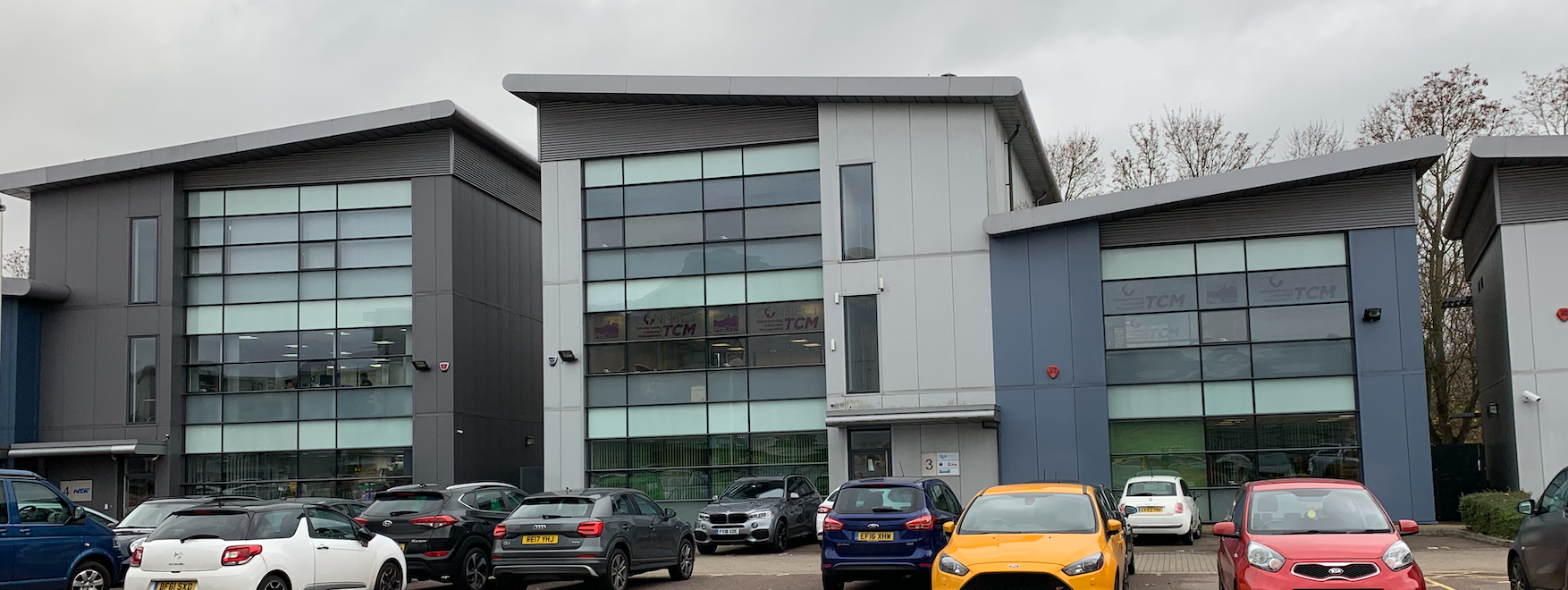New Office Facilities Purchased In Stevenage