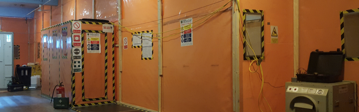 Effective Management of Asbestos Removal Projects