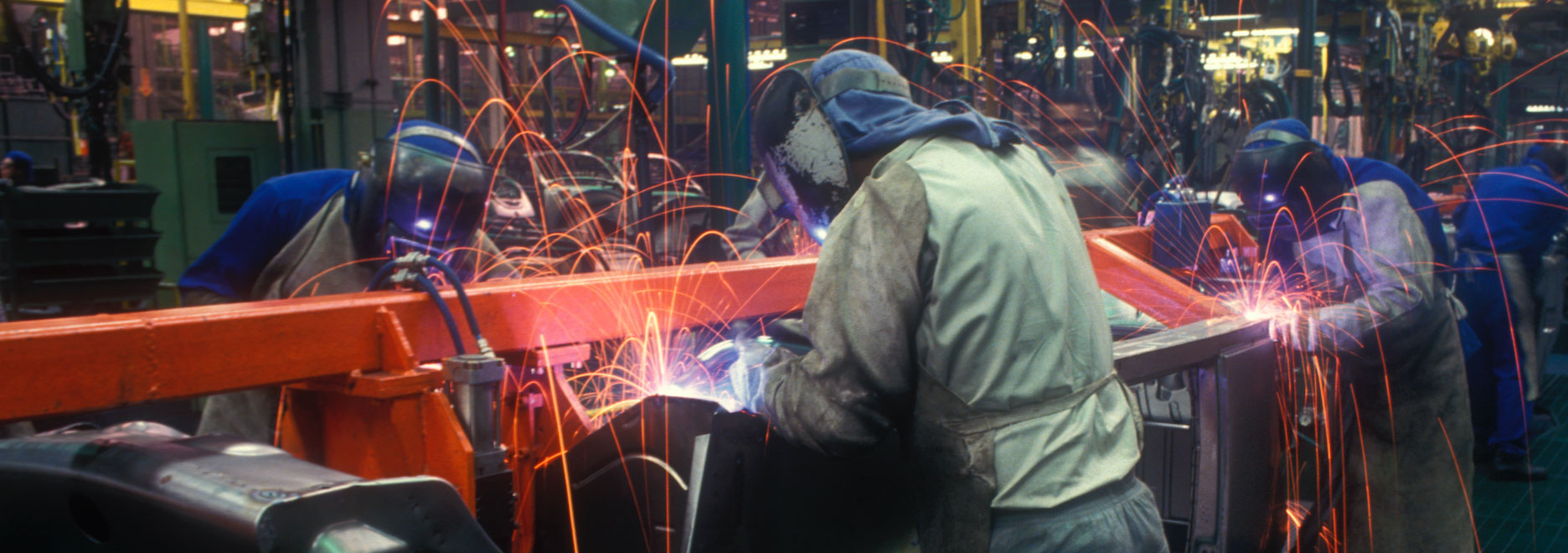 HSE Safety Alert: Mild Steel Welding Fumes
