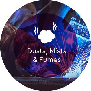 Dusts, Mists & Fumes