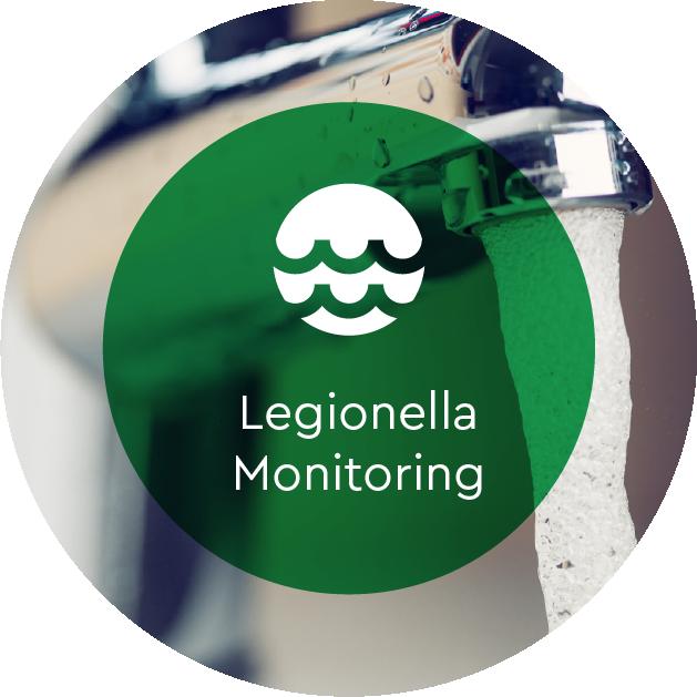 Legionella Monitoring Solutions