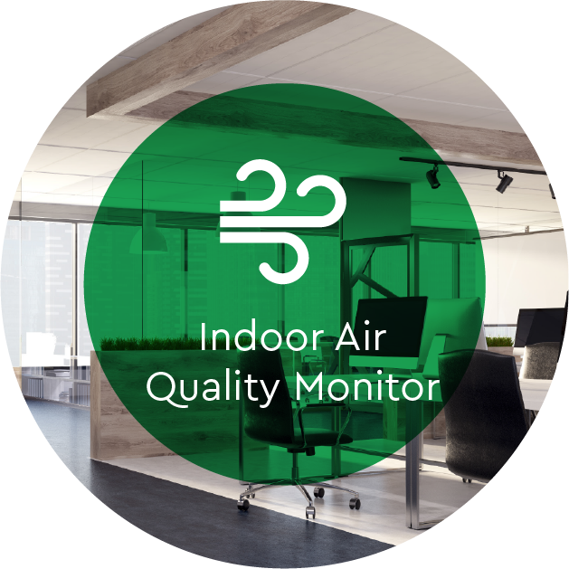 Indoor Air Quality (IAQ) Monitor